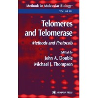 Telomeres and Telomerase: Methods and Protocols
