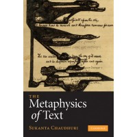 The Metaphysics of Text South Asian edition